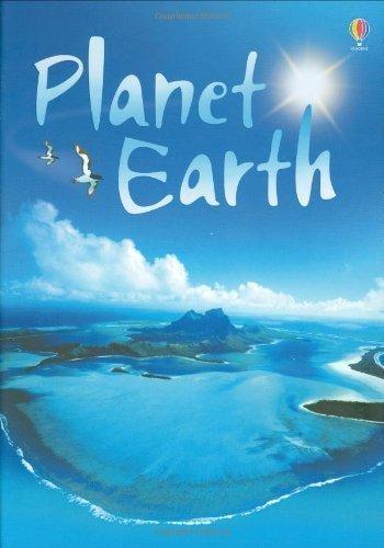 Planet Earth (Usborne Beginners: Level 2) by Pratt, Leonie (2007) Hardcover