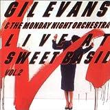 Vol. 2-Live at Sweet Basil