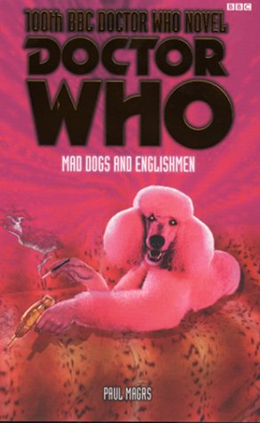Cover of Doctor Who: Mad Dogs and Englishmen (Doctor Who)