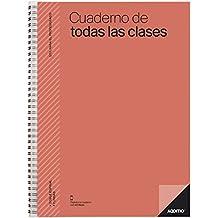 Additio P222 - Cuaderno de todas las clases, color naranja