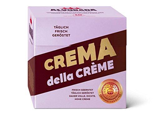 Alvorada Kaffee-Kapseln Crema della Crème | Nespresso kompatibel | Mild im Geschmack mit dichter...