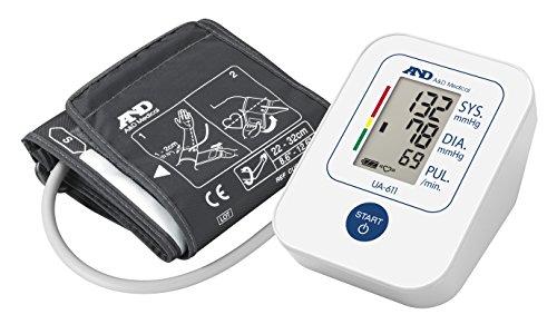 A&D Medical UA-611 Misuratore di Pressione da Braccio Digitale, Clinicamente Validato - 5