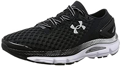 Under Armour Ua Speedform Gemini 2, Men's Sneakers, Black (Schwarz / Weiß), 6 UK