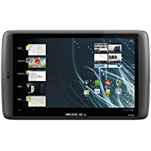 Archos Turbo ICS 101 G9 8GB Negro - Tablet (IEEE 802.11n, Android, Pizarra, Android, Negro, Polímero de litio)