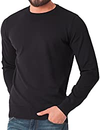 Original CELODORO Exclusive Herren Pullover - Longsleeve - 100% gekämmte Baumwolle - Highest Standard! - Viele modische Farben! Größen S-3XL wählbar.