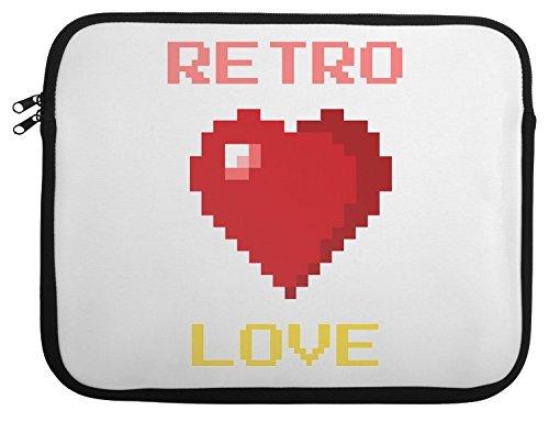 Retro Love Laptop Case 13