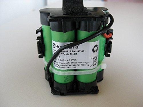 Original Husqvarna Akku/Batterie/Battery Automower 305 308 Gardena R40Li R70Li