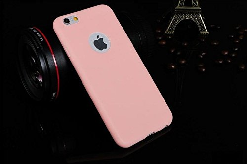 mStick Candy Color Ultra Slim Soft Silicon Back Cover For Apple iPhone 6/6S SKIN  available at amazon for Rs.99