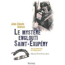 Le mystère englouti Saint-Exupéry