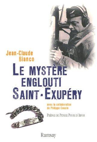 Le mystre englouti Saint-Exupry