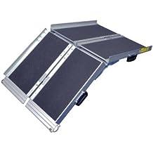 Aidapt VA143D - Rampas antideslizantes para equipaje