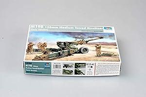 Trumpeter - Maqueta de Tanque Escala 1:700 Importado de Alemania