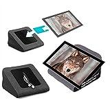 reboon Tablet Kissen für das Blaupunkt Endeavour 101L - ideale iPad Halterung, Tablet Halter, eBook-Reader Halter für Bett & Couch