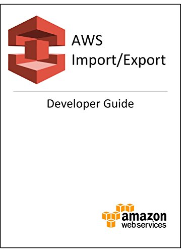 AWS Import/Export: Developer Guide