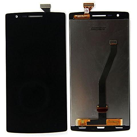 SKILIWAH® Pantalla táctil digitalizador LCD completa+Touch Screen LCD Display para One plus 1 ~1+ one