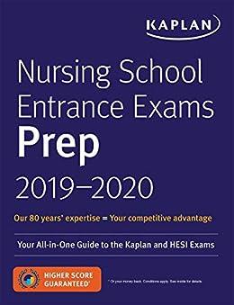 Nursing School Entrance Exams Prep 2019-2020: Your All-in-one Guide To The Kaplan And Hesi Exams (kaplan Test Prep) por Kaplan Nursing epub