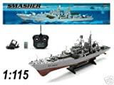 RC Kriegsschiff - Zerstörer 1:115