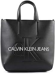 Calvin Klein Tote Bag for Women-Black