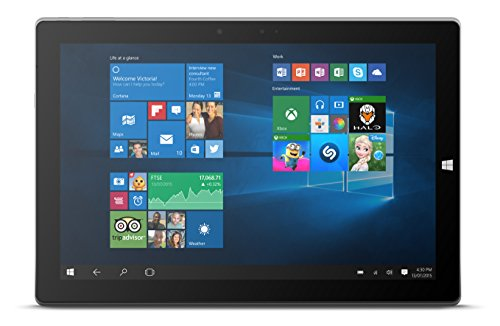 Price comparison product image Linx 12V64 12-Inch Tablet with Keyboard - (Silver) (Intel Atom x5-Z8300, 4 GB RAM, 64 GB eMMC, Windows 10)
