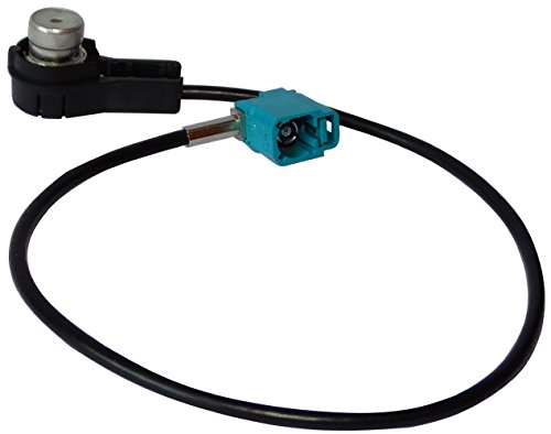 AERZETIX: Conector adaptador enchufe FAKRA-ISO