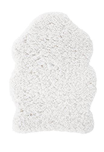 Andiamo 1100206 Schaffell Holly, 60 x 85 cm, weiß