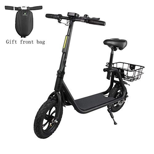 youchamp Elektrischer Roller-Erwachsener, der schwanzlose 350W Motor-Höchstgeschwindigkeit 12,5 Mph elektrisches Fahrrad faltet