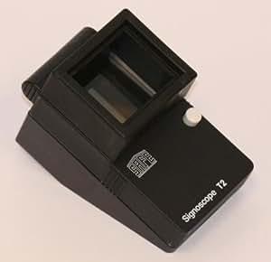 En filigrane Signoscope T2 Détecteur pour timbres