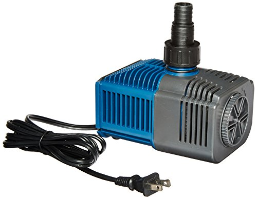 Lifegard Aquatics ARP440110 Quiet One Aquarium PRO Series 2200 Pump, 594 GPH by Lifegard Aquatics -