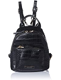 Rheson By Sonam & Rhea Kapoor Womens Small Zipper Front Backpack