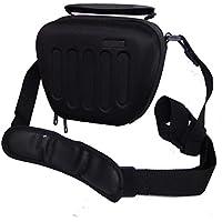 Heavy-duty Anti-Shock Waterproof Hard Case Bag For Nikon COOLPIX B500 L340 L330 L840 P600 P610, Sony ILCE6000LB, ILCE5000L,Canon G7X, G9X, EOS M3, SX420 Long-Zoom / Bridge/Compact system Camera.