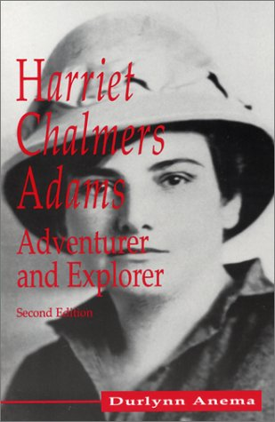Book cover for Harriet Chalmers Adams