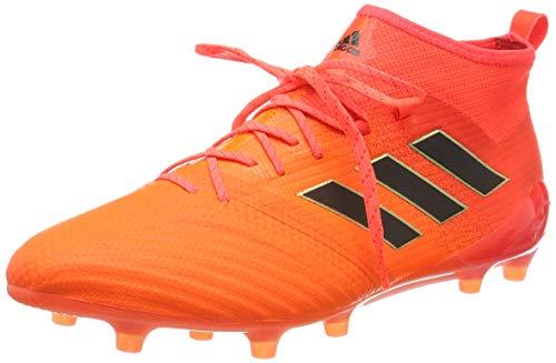 Adidas Ace 17.1 FG, Botas de fútbol para Hombre, (Narsol/Negbas/Rojsol), 42 EU