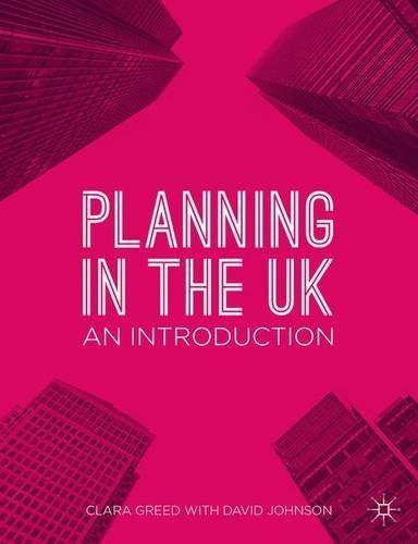 Planning in the UK: An Introduction by Clara Greed (2014-11-17)
