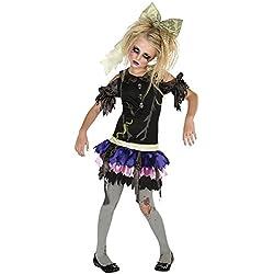 Zombies Disfraz infantil doll, talla L (Rubie's Spain 886627-L)