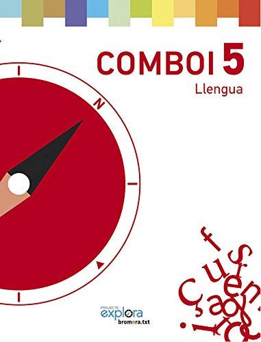 Comboi 5. Llengua (Projecte Explora)