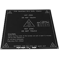 Generic 3mm Aluminiumbrett PCB Heatbed Beheizte Wärmebett 12 / 24v Wärmebett Für MK3 3D Drucker