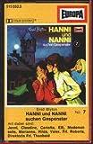MC Erstauflage Hanni und Nanni Folge Nr. 7 / suchen Gespenster