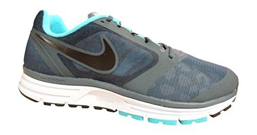 Zoom Vomero + 8 Shield Mens addestratori correnti delle scarpe da tennis 616305 (uk 8 Us 9 Eu 42,5, - dark armory blue black blue tint 404