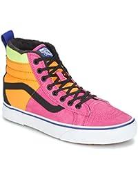 6704edc12ededd Amazon.co.uk  Pink - Trainers   Men s Shoes  Shoes   Bags