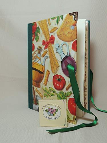 LIBRO DE COCINA artesanìas - 17 x 24 - Dieta Mediterranea