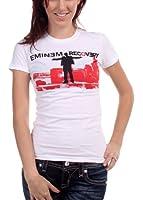 Eminem - - Top Of The World Damen-T-Shirt in Weiß