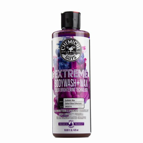 Chemical Guys Extreme Body Wasche Synthetische Wachs 473ml -