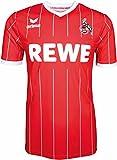 erima 1. FC Köln Europatrikot 2017 / 2018 rot / weiß, Größe:140