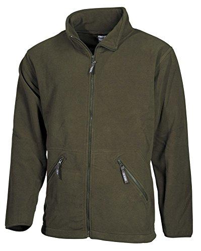 Preisvergleich Produktbild MFH Fleecejacke Arber Full Zip Fleece-Jacke Arbeitsjacke Herbstjacke Übergangsjacke S-XXL