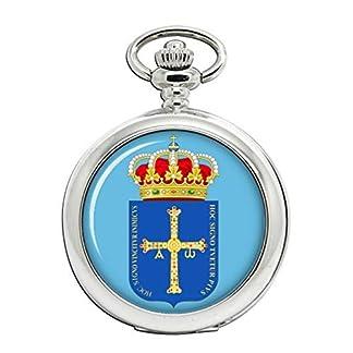reloj de bolsillo asturias