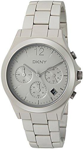 DKNY Women's 'Parsons' Quartz Grey Casual Watch (Model: NY2443)