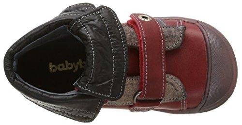 Babybotte - Artisnow1, Sneakers per bambini e ragazzi Rosso (405 rouge/noir)