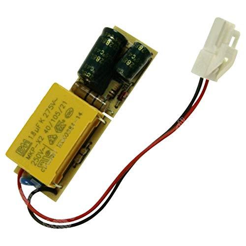 Iberna Elektronische LED-Platine - Kühlschrank, Gefriertruhe - Candy, Rosen, Hoover, Baumatic, GASFIRE