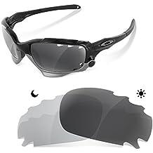 amazon lentes oakley 11c8  Lentes de Recambio Polarizadas SURe para Oakley Jawbone Ventilada  Elige  el Color