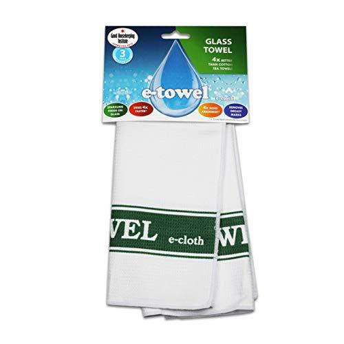 e-cloth Glass Tea Towel